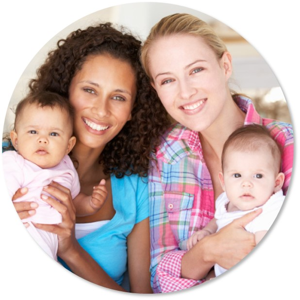 6721cbe09aa0 CoAbode was founded on the principle that two single moms raising children  together can achieve more than one going it alone.